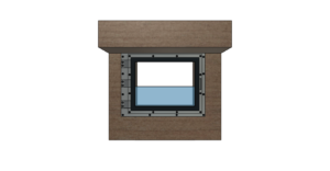 okno podwodne